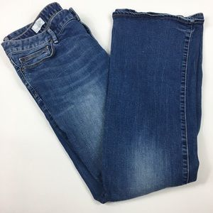 Gap Perfect Boot Jeans size 32r dark wash